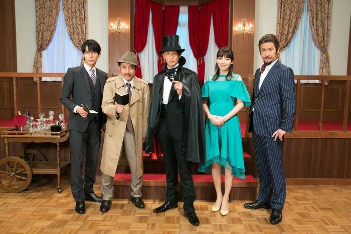 番組の様子 (C)NHK