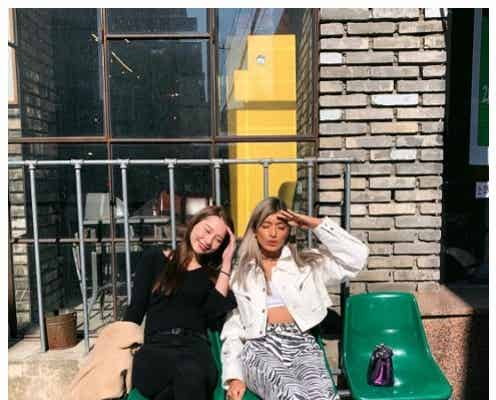 Niki&ローラ、韓国旅行中の2ショットにファン驚き「最強すぎ」「脚長!」