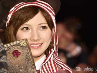 STU48キャプテン岡田奈々、グループの現状に切実な願い「一刻も早く」