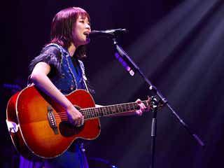 大原櫻子、5周年記念・全国ツアースタート 10枚目シングル発表