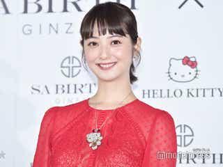 佐々木希、2020万円のハイジュエリー身につけ登場「とても幸せ」