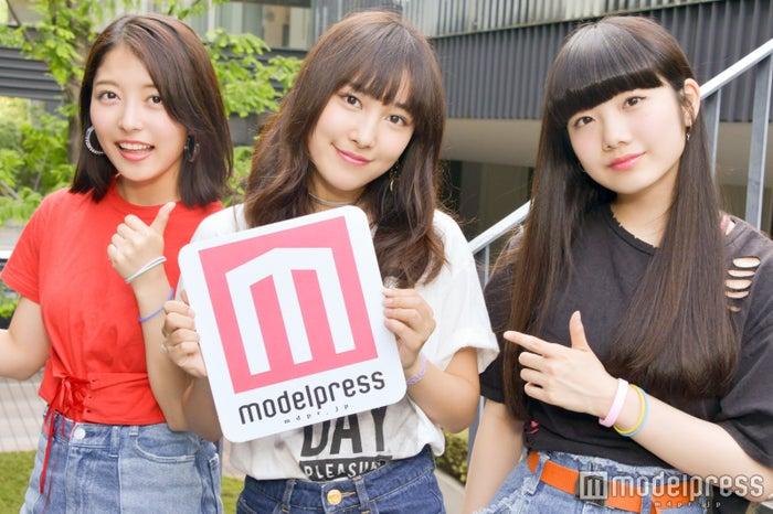 Nono、ami、MOMOKA (C)モデルプレス