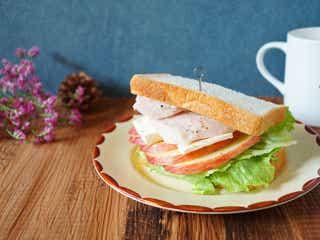 朝ごはんやパーティーに!簡単おしゃれサンドイッチレシピ3選