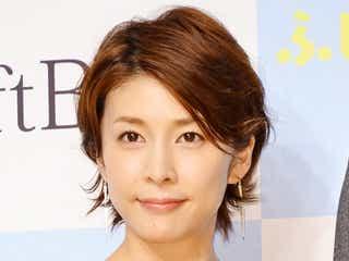 竹内結子、憧れの女優との共演に歓喜
