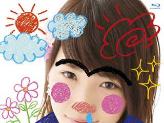 川栄李奈の眉毛が繋がる!「AKB48真夏の単独コンサート in さいたまスーパーアリーナ~川栄さんのことが好きでした~」ジャケット写真公開