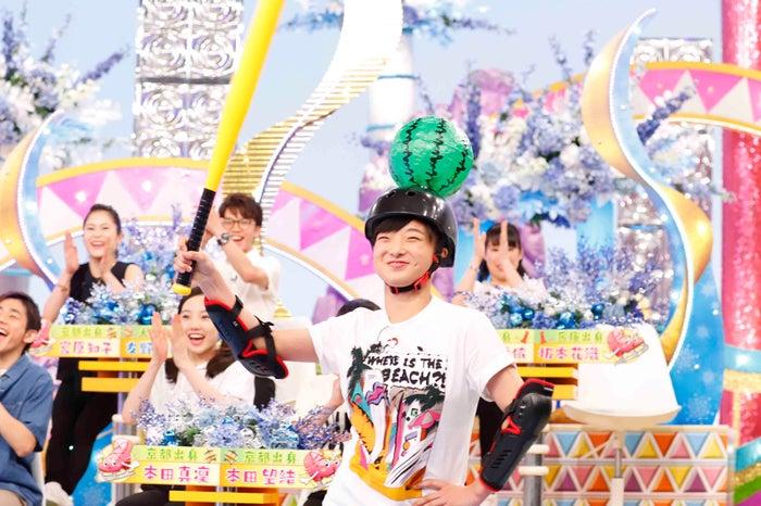 坂本花織(C)関西テレビ