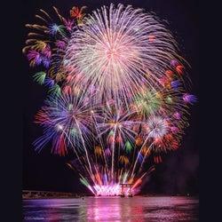GWは日本各地の花火を満喫! 「#花火駅伝」に込められた思い