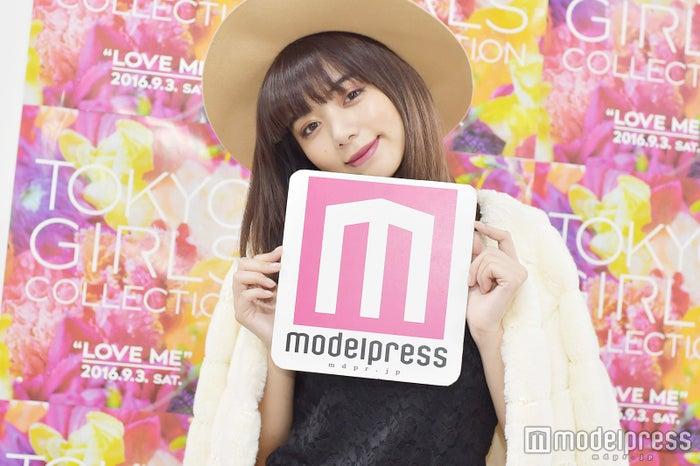 モデルプレスのインタビューに応じた池田エライザ(C)モデルプレス