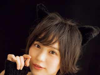 """HKT48豊永阿紀、大好きな""""猫""""に変身 ばっさりショートの心境を語る"""