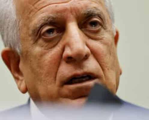 米アフガン特使が辞任、タリバンとの和平交渉主導