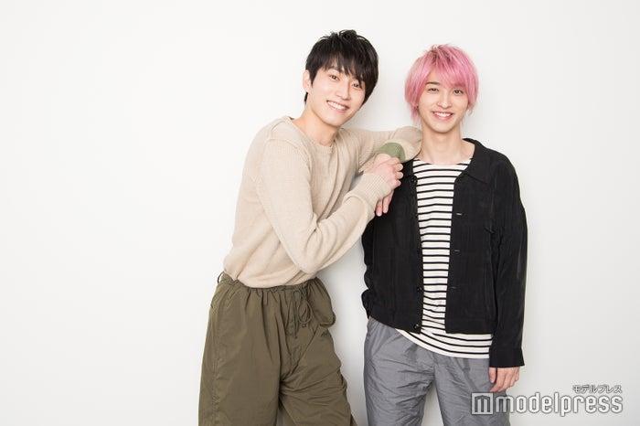 杉野遥亮&横浜流星による恋のお悩み相談、後編はさらに白熱!(C)モデルプレス