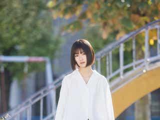 櫻坂46井上梨名、透明感溢れる美肌にドキッ