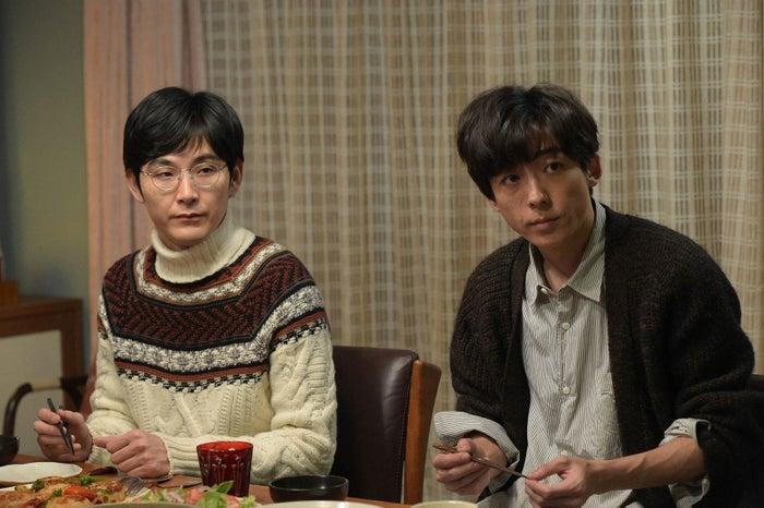 松田龍平、高橋一生/「カルテット」第8話より(C)TBS
