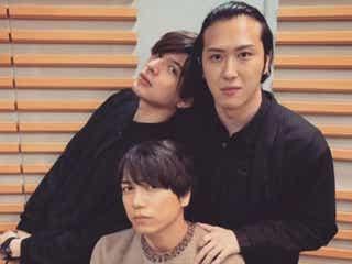 城田優&山崎育三郎&尾上松也「3人合わせて100歳」ショットに「仲良さそう」「みんな顔整いすぎ」の声