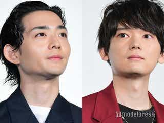 古川雄輝&竜星涼、ともにデビュー10年「リスタートをしてみたいことも」<リスタートはただいまのあとで>