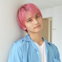 「偽装不倫」ピンク髪で注目!瀬戸利樹、ドラマを通して恋愛観が変化