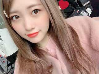 AKB48向井地美音、人生初茶髪にイメチェン NMB48吉田朱里も絶賛「大正解でしかない」