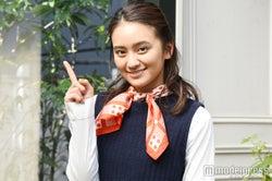 岡田結実、ドラマ初主演に意気込み 兄からのアドバイス明かす<現場レポート>