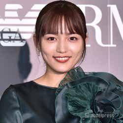 モデルプレス - 川口春奈「エンポリオ アルマーニ」広告モデル抜擢 日本人女優では11年ぶり