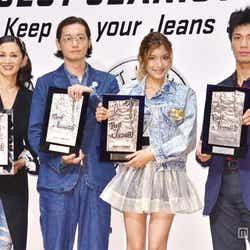 モデルプレス - <速報>嵐・相葉雅紀&黒木メイサが2年連続受賞 「ベストジーニスト2012」