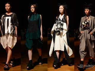 大阪から世界へ 新進気鋭ブランド「ROGGYKEI」、初の単独ファッションショー開催