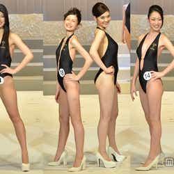 モデルプレス - 日本中の美女が集結 水着姿で圧巻ボディ披露 <2014ミス・インターナショナル・ジャパン/写真特集>