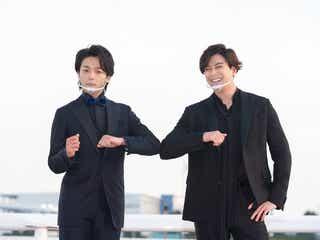 中村倫也&新田真剣佑、予想外れるも興奮「来年は当てたい!」