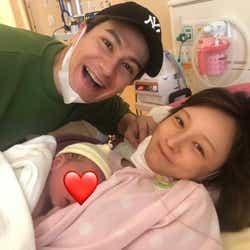 モデルプレス - わたなべ麻衣、第1子出産を発表 JOYがパパに