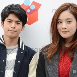 「テラスハウス」への想いを語った(左より)菅谷哲也、筧美和子【モデルプレス】