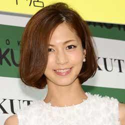 子宮内膜症と妊活に関し明かした安田美沙子(C)モデルプレス