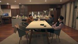 まや、愛大、海斗「TERRACE HOUSE OPENING NEW DOORS」43rd WEEK(C)フジテレビ/イースト・エンタテインメント