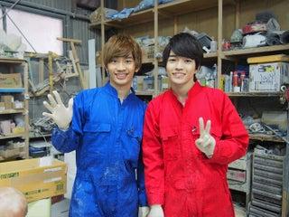 なにわ男子・西畑大吾&藤原丈一郎、コーナー初仕事に挑む