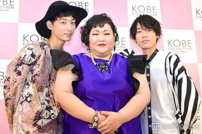 上杉柊平、安藤なつ、花沢将人(C)モデルプレス