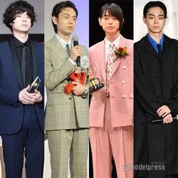 【菅田将暉のスーツスタイル】ホワイト・ピンク・グリーン…唯一無二のクールな着こなし
