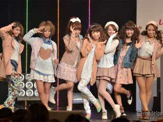 「Popteen」モデル総出演ファッションショー!サプライズゲストも登場<写真特集>