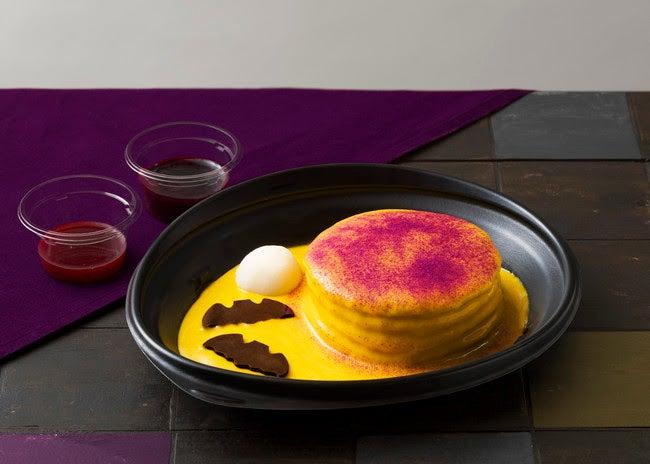 ハロウィンパンケーキ/画像提供:Eggs'n Things Japan