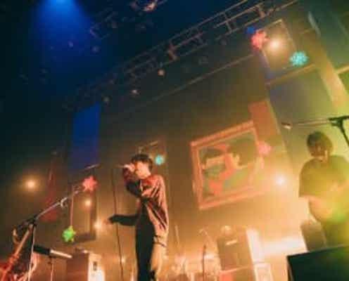 Helsinki Lambda Club、USEN STUDIO COASTでの全国ツアーファイナル公演のレポートが到着!