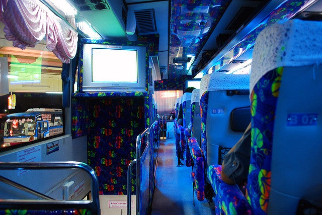 VIP Bus by mynameisharsha
