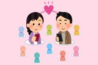 """""""恋の出会い""""でSNSを利用するのは当たり前?SNSキッカケで人と会ったことある割合は…"""