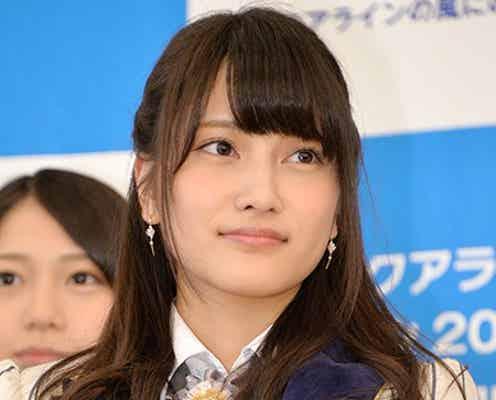 AKB48入山杏奈「あの時期があったから今の私がいる」
