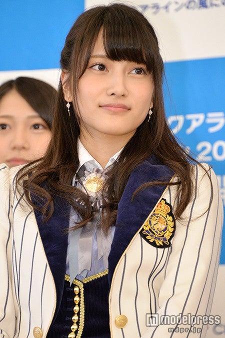 AKB48入山杏奈「あの時期があったから今の私がいる」【モデルプレス】