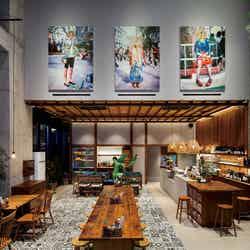 韓国「ホテルアンテルームソウル」街一望のテラスカフェやベトナムレストラン併設のデザインホテル
