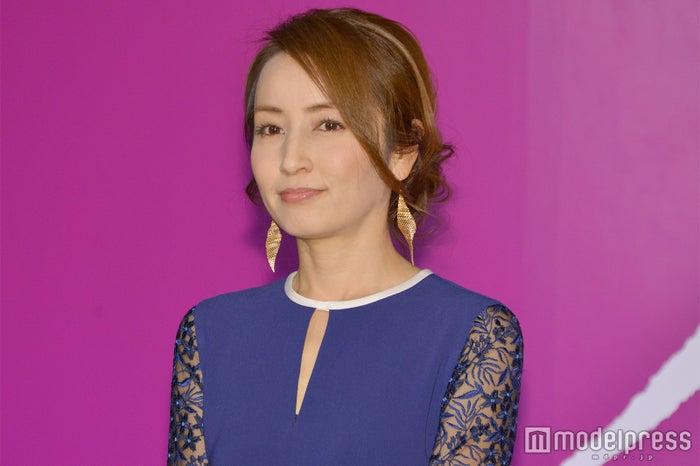 現在の矢田亜希子 (C)モデルプレス