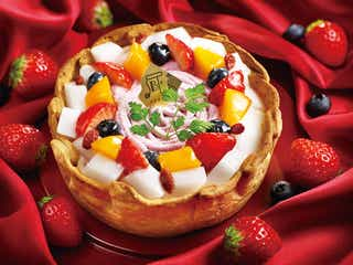 PABLO、チーズ×杏仁×フルーツの贅沢スイーツ登場 エスニック風な味わい