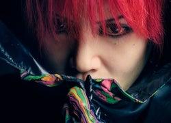 hide/映画「HURRY GO ROUND」より(提供写真)