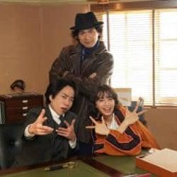 広瀬すず×櫻井翔『ネメシス』、江口洋介が2人のボス役に