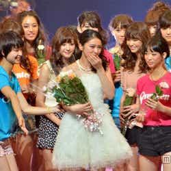 「Seventeen 夏の学園祭2012」の模様