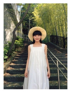 """モデルプレス - 芳根京子""""前髪ドぱっつん""""姿披露も「気づかれなかった」 ファンからは歓喜の声"""