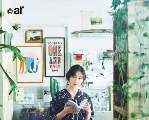 櫻坂46森田ひかる、モデルとしてのポテンシャル発揮 ルームウェア着こなす