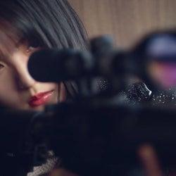 乃木坂46新曲「Wilderness world」MV公開!齋藤飛鳥がライフル、生田絵梨花の2丁拳銃も!